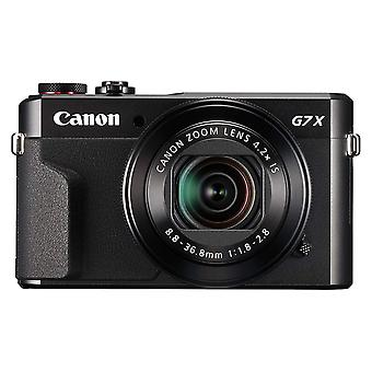 Canon PowerShot G7 X Mark II Compact Digital Camera - Black