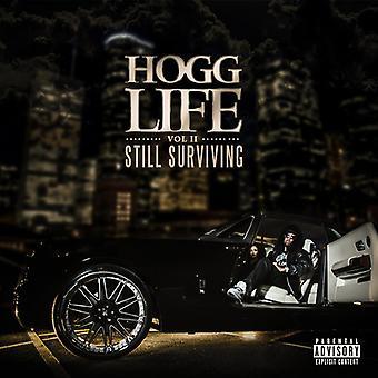 Slim Thug - Life Hogg: 2 noch Überlebenden [CD] USA importieren