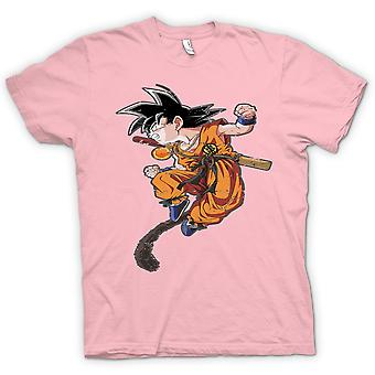 Kids T-shirt - Goku - Dragonball Inspired