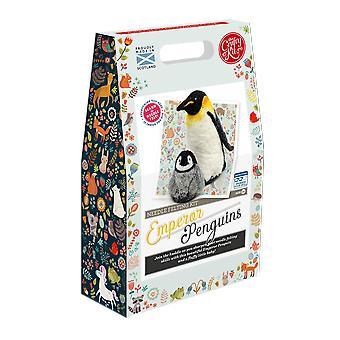 Kaiser Pinguine Nadel Filzen Kit