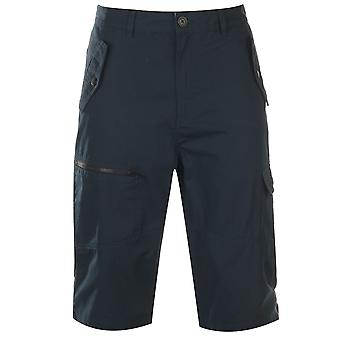Pierre Cardin Mens tre kvart vevd Shorts