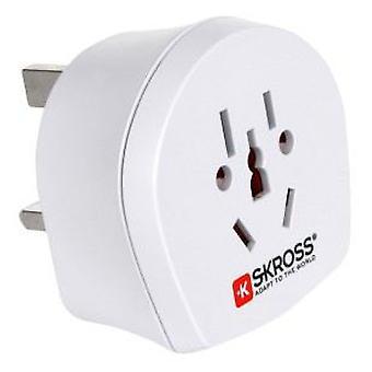 Skross Adaptador Universal Combo para o Reino Unido (DIY , Eletricidade)