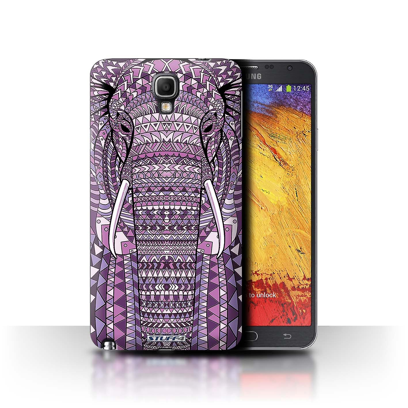 Stuff4 Case Cover For Samsung Galaxy Note 3 Neo Elephant