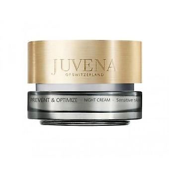 Juvena Prevent & Optimize Night Cream Sensitive 50 Ml