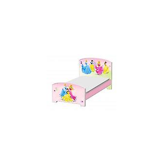 Disney Princess Bb87117ps Houten Peuterbed