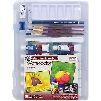 Art Instructor Watercolor Clearview Art Set-Small - 22pc RWAT3102