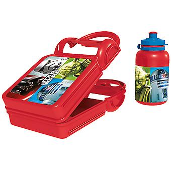 Star Wars Lunchbox met drinkbeker