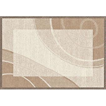 Tivoli 5841-227 nuances de crème, beige et marron. Rectangle Tapis Tapis modernes