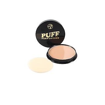 W7 Puff perfectie all-in-een crème poeder Compact 10g