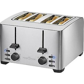 Toaster with home baking attachment Profi Cook PC-TA 1073 Stainless steel