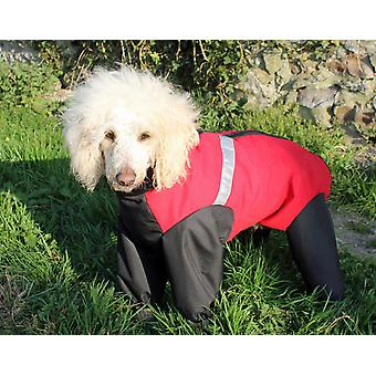 Trouser Suit Extreme Red 51cm (20