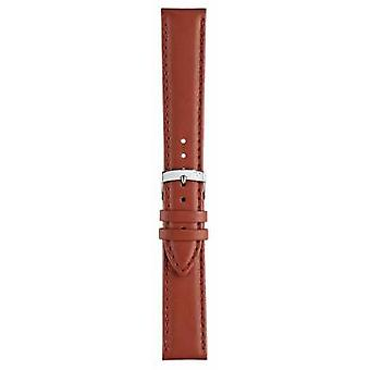 Morellato Strap Only - Twingo Napa Leather light brown 20mm A01U1877875141CR20 Watch