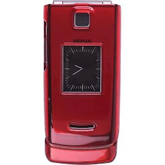 New Red Snap On Belt Clip Case for Nokia 3610