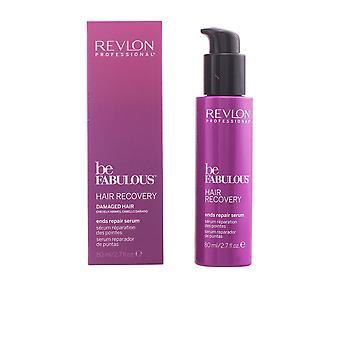 Revlon werden fantastischen Haaren Recovery enden Repair Serum 80 Ml Unisex