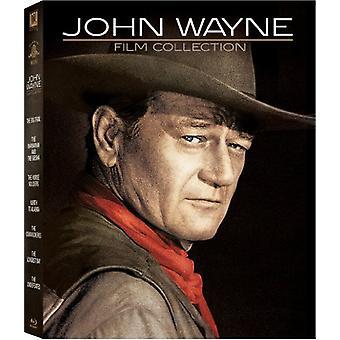 John Wayne Film Collection [BLU-RAY] USA import