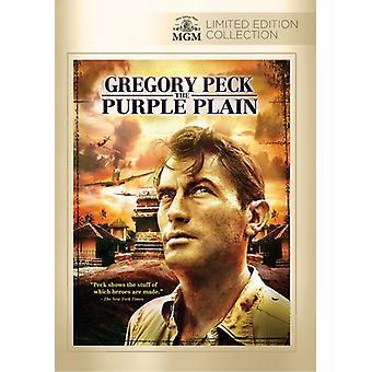 Purple Plain [DVD] USA import