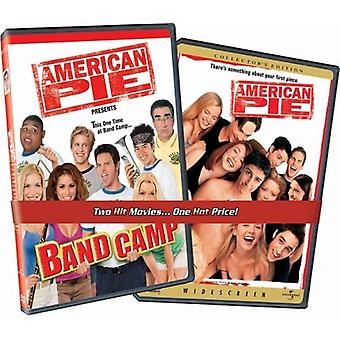 Universal 2Pak - American Pie-Band Camp/American Pie [DVD] USA import