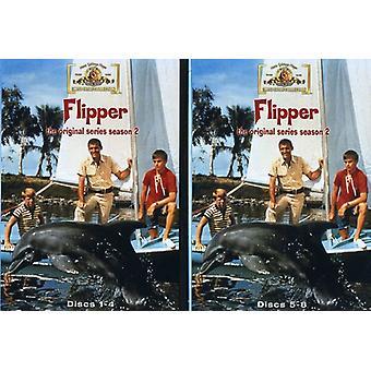 Flipper: Ursprungliga serien-säsong 2 [DVD] USA import