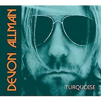 Devon Allman - turkis [CD] USA importerer