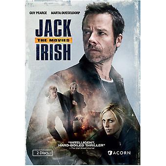 Jack Irish: The Movies [DVD] USA import
