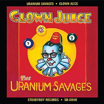 Uran vilde - klovn Juice [CD] USA importerer