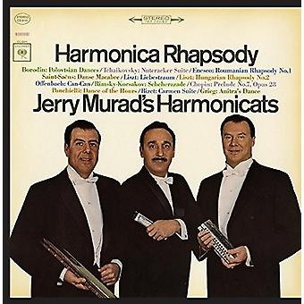 Jerry Murad's Harmonicats - Harmonica Rhapsody [CD] USA import