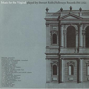 Stewart Robb - musik for jomfruelige [CD] USA importen