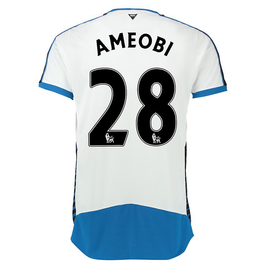 2015-16 Newcastle Home Shirt (Ameobi 28)