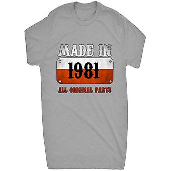 Renowned Made in Poland in 1981 All Original Parts
