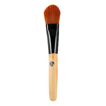 W7 Professionelle Foundation Make-Up-Pinsel