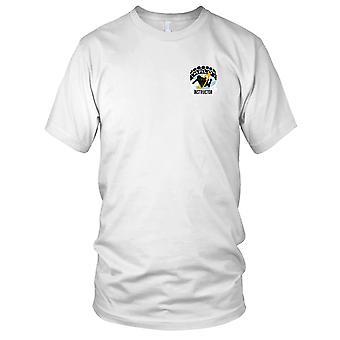 E.U. Exército - HALO para-quedista instrutor Patch Bordado - crianças T camisa