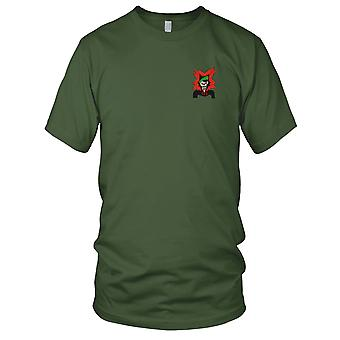 US Army MACV-SOG CCS SF Grp Military Assistance Command Vietnam War Embroidered Patch - Ladies T Shirt