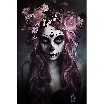 Dia De Los Muertos Plakat Poster drucken