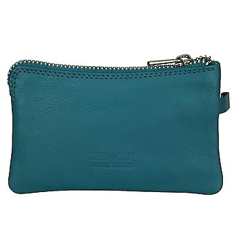 Greenburry spongy leather key case key case 972