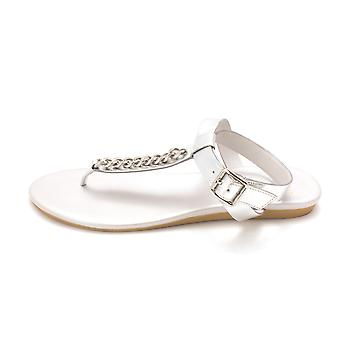 Cole Haan Womens 14A4042 Open Toe Casual T-Strap Sandals
