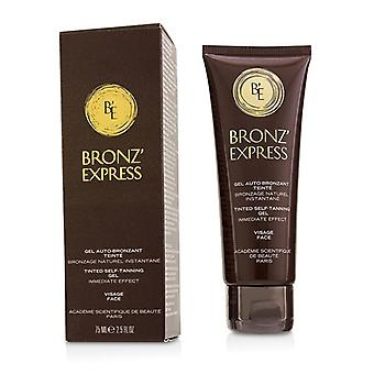 Academie Bronz' Express Face Tinted Self-Tanning Gel - 75ml/2.5oz