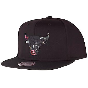 Mitchell & Ness cappelli - floreale INFILL Chicago Bulls