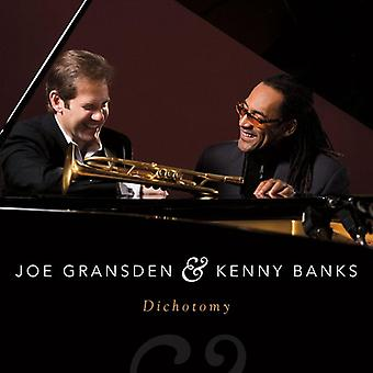 Joe Gransden - import USA dychotomii [CD]