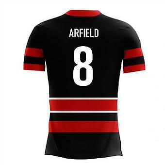 2018-19 Канада Airo концепции третьей рубашка (Арфилд 8) - для детей