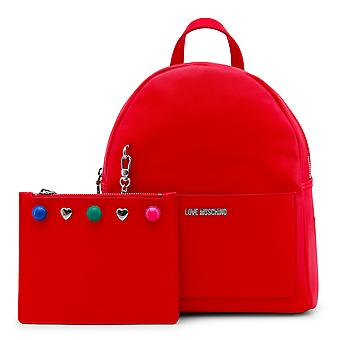 Love Moschino Women Rucksacks Red