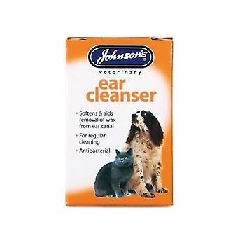 (12 Pack) Johnson's Vet - Ear Cleanser 18ml