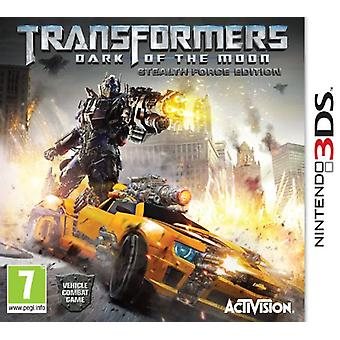 Transformers Dark of the Moon - Stealth Force Edition (Nintendo 3DS)