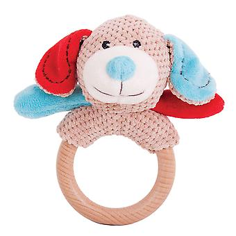 Bigjigs Toys Bruno Ring Rassel