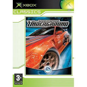 Need for Speed Underground (Xbox Classics)