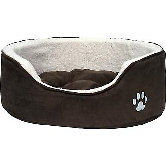 Petface Small Luxury Oval Bed-