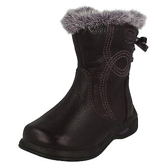 Clarks Girls Casual Boots Icelace GTX