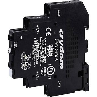 SSR 1 pc(s) Crydom DRTC06D06 Current load (max.): 6 A Switch