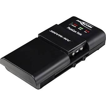 Camera charger Photocam Vario Ansmann 1001-0019 Matching rechargeable battery Li-ion, LiPolymer, NiMH