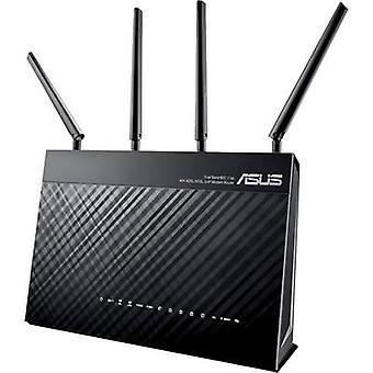 Asus DSL-AC87VG WiFi modem router Built-in modem: VDSL, ADSL2+, ADSL
