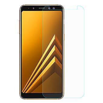 Samsung Galaxy A8 2018 screen protector 9 H lamineret glas tank beskyttelse glas, hærdet glas